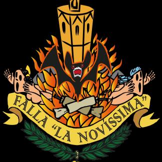 Logo FallaLaNovissima